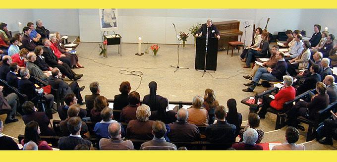 Gesprächsforum (Foto: Brehm)