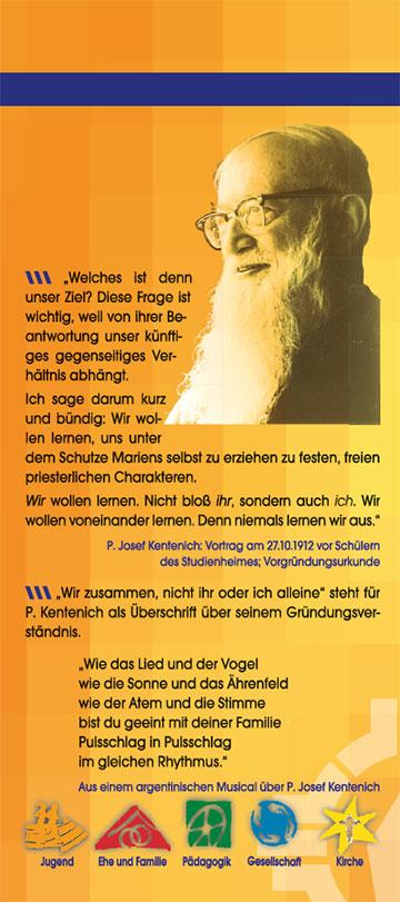 Kentenich-Jahr (Grafik: Brehm)