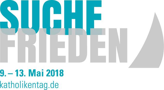 Logo des Katholikentages 2018 (Foto: Katholikentag)