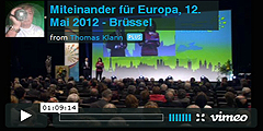"""Miteinander für Europa"" Live-Stream (Bild: together4europe)"