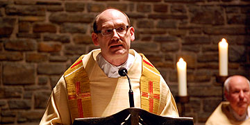 Pfarrer Dr. Bernd Biberger, Generaldirektor der Schönstätter Marienschwestern (Foto: Brehm)