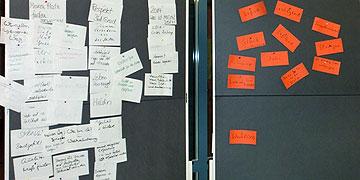 Vielfältige Aspekte spielen bei der Motto-Suche eine Rolle (Foto: Birringer)