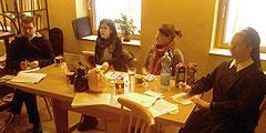 Das Programmteam der NdH traf sich in Oberkirch (Foto: Birringer)