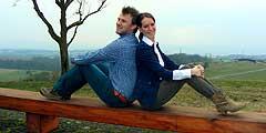 Beim Ehevorbereitungsseminar in Vallendar-Schönstatt (Foto: Denkinger)