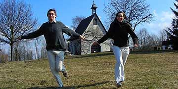 Ehevorbereitung: Viel Zeit zu Zweit (Foto: Denkinger)