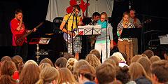 Die NdH 2013 Band: Die Glücksbarrys (Foto: Brehm)