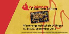 Misiones 2013 in Dillingen