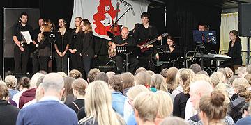 JuGoDi-Band aus Schmelz (Foto: L. Jall)