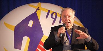 Pater Dr. Lothar Penners, Leiter der Schönstatt-Bewegung Deutschland (Foto: Brehm)