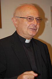 """""""Als Bischof spüre ich, dass sich viele Menschen durch meinen Glauben getragen wissen"""" (Foto: Brehm)"""