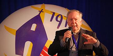 Pater Dr. Lothar Penners, Leiter der Schönstatt-Bewegung in Deutschland (Foto: Brehm)