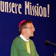 Weihbischof Michael Gerber (Foto: Kröper)