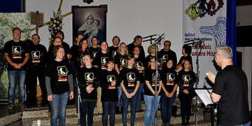 Chor (Foto: Kröper)