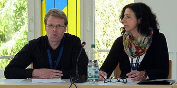 Heike und Burkard Bruns, Düsseldorf, Schönstatt-Familienbewegung (Foto: Hornung)