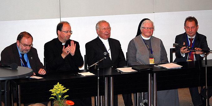 Dialogforum im Pater Kentenich-Haus, Berg Schönstatt (Foto: Brehm)