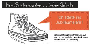 """Vorsatz bis zum 17. Februar 2014 (Grafik: Newsletter: """"Wir starten für Schönstatt"""")"""
