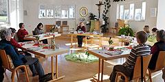 •Seminartag für Frauen in der Lebenssituation Trennung/Scheidung (Foto: Lämmle)