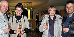"""""""Etwas Gutes für Ehepaare"""" – Candlelight-Evening im Schönstattzentrum Liebfrauenhöhe (Foto: Baumann)"""