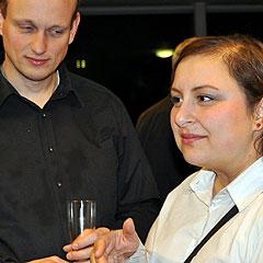 … und Paare vor der Hochzeit nehmen am Candlelight-Evening teil (Foto: Baumann)