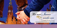 """Ehepaar-Newsletters """"Wir zwei - Immer wieder neu"""" (Foto: © Robert Kneschke - Fotolia.com / Brehm)"""
