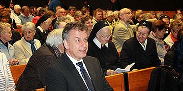 Pfarrer Thomas Römer, CVJM München (Foto: Fischer)