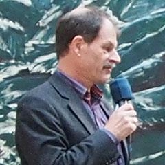 Wilfried Röhrig, Autor und Komponist des Musicals (Foto: Bay)
