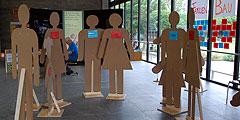 Um Ehe und Familie ging es in verschiedenen Angeboten im Zentrum Ehe und Familie (Foto: Brehm)