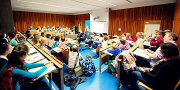 """Eine Werkstatt zur """"Generation Internet"""" (Foto: Brehm)"""