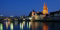 Regensburg ist Gastgeber des 99. Deutschen Katholikentages (Foto: Sharhues wikipedia.org)