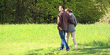 Viel Zeit fürs Paargespräch beim Ehevorbereitungskurs (Foto: Denkinger)