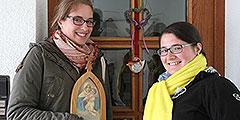 misiones - von Tür zu Tür in Dillingen an der Donau (Foto: Johannes Müller)