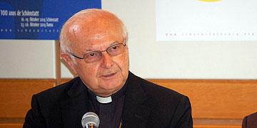 Erzbischof em. Dr. Robert Zollitsch, Freiburg (Foto: Brehm)