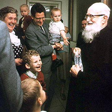 Pater Josef Kentenich: Das ganze Leben - ein Spiel (Foto: Archiv)