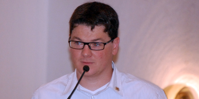Daniel Groeber (Foto: Brehm)
