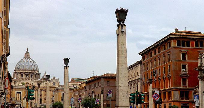 Rom, Petersdom (Foto: Mherber)