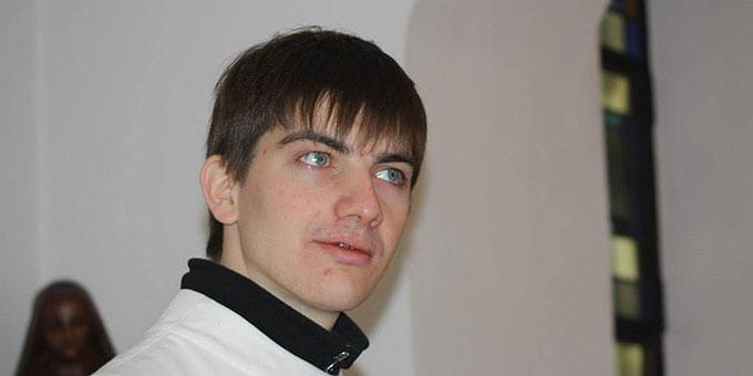 Felix Geyer ist Student bei den Schönstatt-Patres in München (Foto: privat)