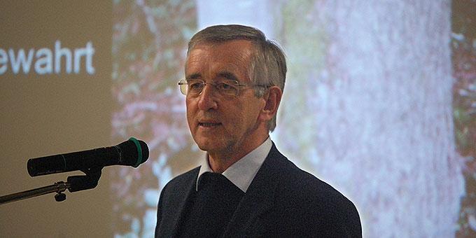 Prof. em. Dr. Heribert Niederschlag SAC (Foto: Brehm)