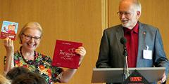 Paartherapeuten-Paar Regina und Albert Willems als Referenten beim Tag zu zweit (Foto: SAL)