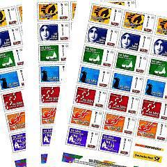 Briefmarken-Bögen