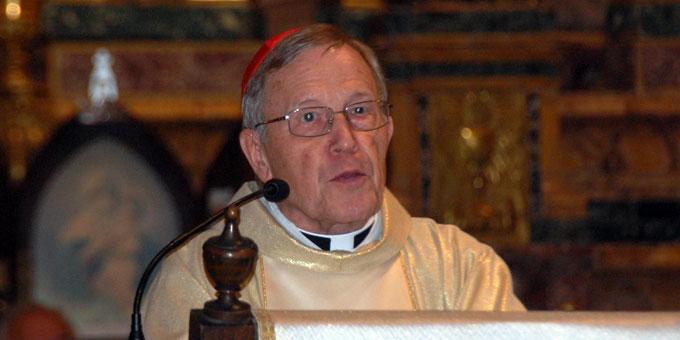 Kardinal Kasper: