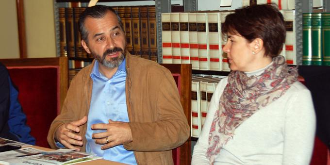 Adrián Lachner Castro und seine Frau Aura Malavasi, Costa Rica (Foto: Brehm)