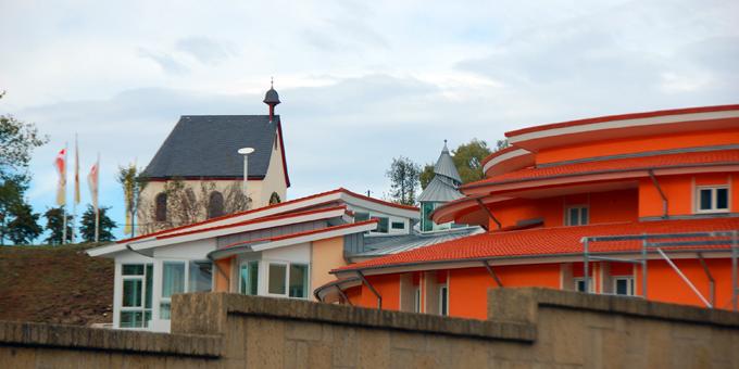 Matri-Ecclesiae-Heiligtum, Belmonte Rom (Foto: Brehm)