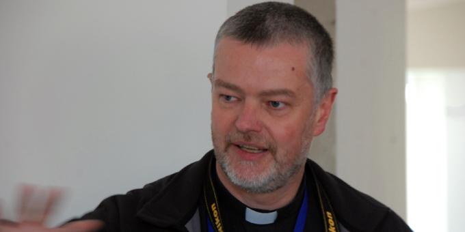 Pfarrer Stefan Keller (Foto: Brehm)