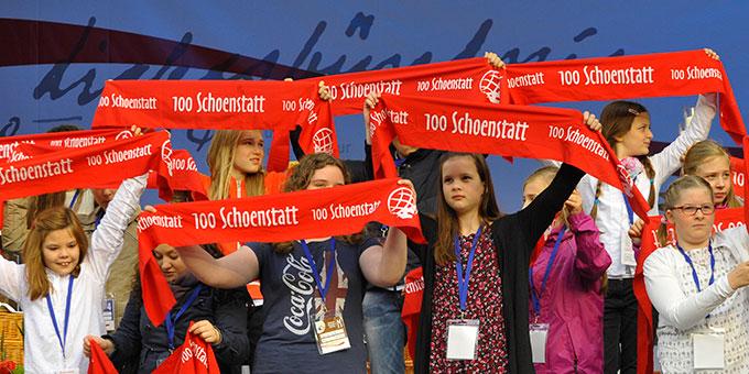 Die Schönstatt-Bewegung feiert am 18. Oktober 2014 ihren 100. Geburtstag (Foto: Kröper)