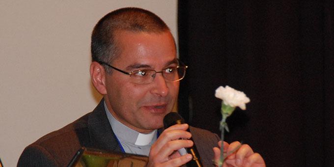 Pater Francisco Sobral, Portugal (Foto: Brehm)