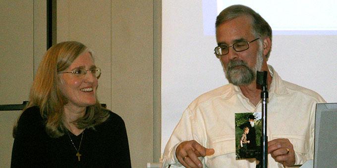 Marge und Mike Fenelon, Milwaukee, USA (Foto: Archiv)