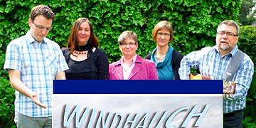 Die Musiker und Texter von Windhauch (Foto: Windhauch)