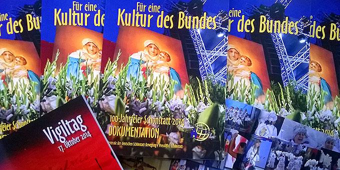 """Dokumentation """"100 Jahre SChönstatt"""" (Foto: Brehm)"""
