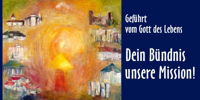 Jubiläumsmotiv 2015 der Schönstatt-Bewegung in Deutschland (Grafik: Kiess)