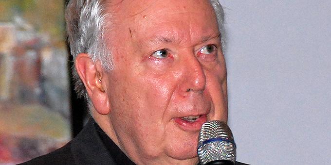 P. Dr. Lothar Penners, Leiter der Schönstatt-Bewegung Deutschland (Foto: Brehm)